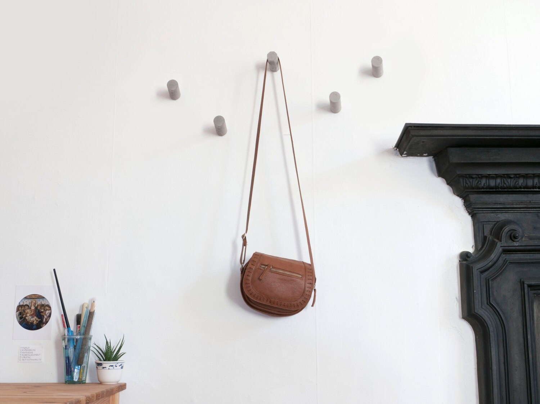 Concrete wall hooks/Wall hooks/Coat hooks/Concrete/Wall