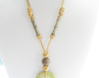 Original Design Chinese Hand Knotted Necklace