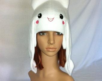 Squid Fleece Hat