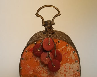 Time Past (mixed media sculpture)