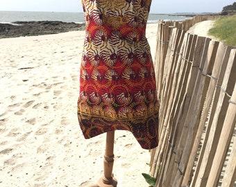 The dress Eugenie