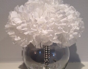 Bridal Shower Centerpiece - First Communion Centerpiece - Baptism Centerpiece - Confirmation Centerpiece - Wedding Centerpiece