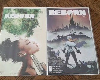 Reborn #1 set Image comics