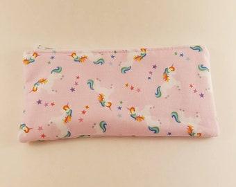 Unicorn Zipper Wallet