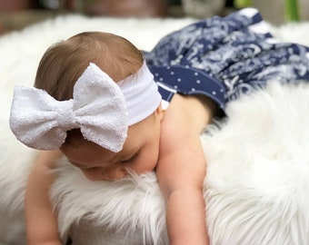 Nautical Dress - Toddler Girls Dress  - Navy Nautical Dress - Sailboats -  Girls Birthday Dress - Toddler Girl Dress -  Groovy Gurlz