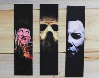 Slasher Bookmarks