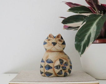 ceramic handmade cat