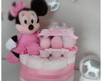 Birthday gift for l ' arrival of baby at Easter