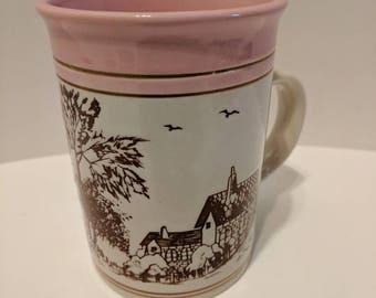 Vintage Stoneware mug
