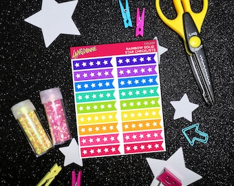 Checklist Planner Stickers, Star Checklists, Black Friday, Bright Stickers, Planning Stickers, Functional Stickers, Cyber Monday, Cyber Week