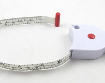 "Retractable Measure Yourself Body Tape Measure - 60"""