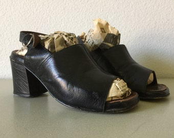 Vintage Quali Craft Shoes - Made in Italy