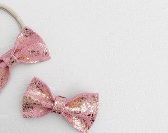 Olivia   pink paisley