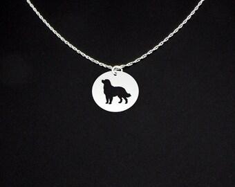 Bernese Mountain Dog Necklace - Bernese Mountain Dog Jewelry - Bernese Mountain Dog Gift