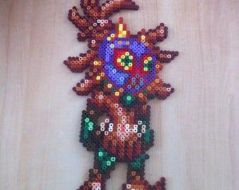 Pixel Art / Perler Beads The Legend of Zelda characters