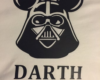Disney Darth Vader Shirt
