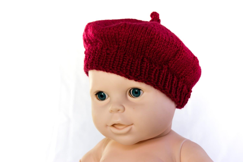 beret bebe fille
