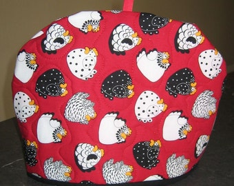 Chicky Babes teapot or small appliance cozy