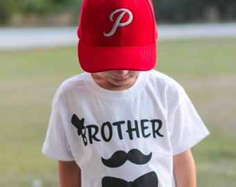 Kids Brother shirt, big brother shirt, pregnancy announcement shirt, boy siblings shirt, new baby announcement, promoted to big brother