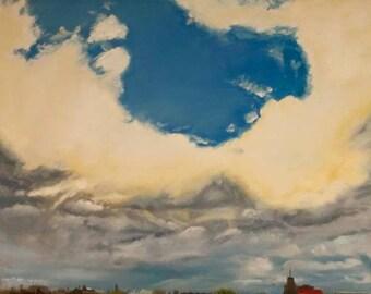 Pilson Cloudscape Burnoff