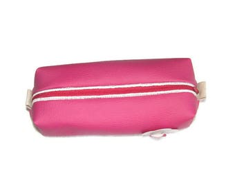 School pencil case / leisure girl