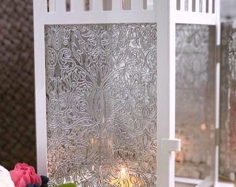 Dekorative Laterne für Hochzeit