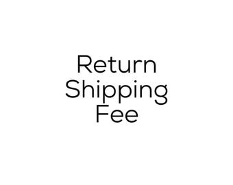 Return shipping fee