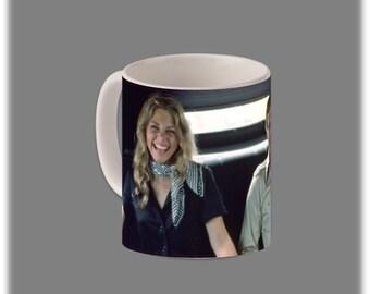 The Six Million Dollar Man Coffee Cup #1086