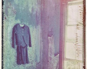 Polaroid Print - Tragic Mansion