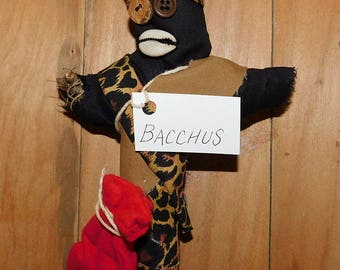 Bacchus: Louisiana Creole Doll