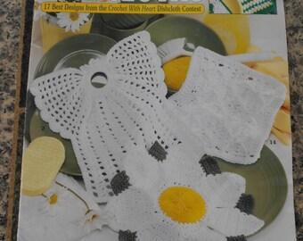 Loisirs Arts livre, concours favoris linges à vaisselle, livre, torchon, à l'aiguille livre d'Art, livre de cuisine de torchon, Instruction livre de Crochet