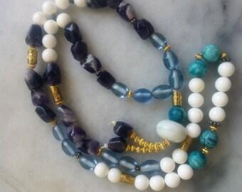 Mala necklace Divine harmony