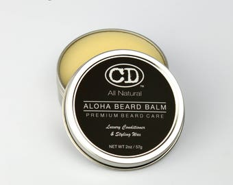 CD Aloha Beard Balm / Bath and Beauty / Personal Care / Shaving and Grooming / Beard and Mustache