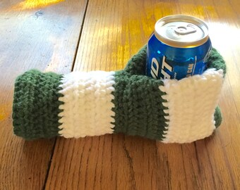 Michigan State beverage mitt