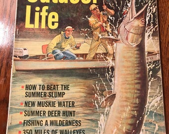 Outdoor Life July 1966