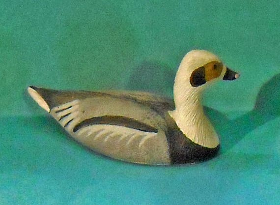 Miniature Oldsquaw Duck from the Wiliam J. Koelpin Collection of North American Ducks 1982