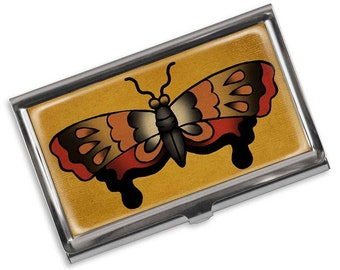 Butterfly - Business Card Holder