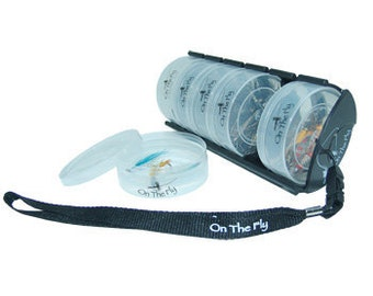 On The Fly Portable Bead Organizer