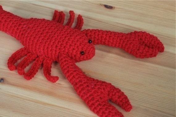 Crochet Lobster Pattern