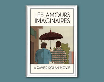 Les Amours Imaginaires movie poster in various sizes