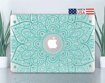 Mandala Macbook Case Macbook Pro 13 Macbook Pro Retina 15 Cover Macbook Pro 15 Cover Macbook Air 11 Hard Case Mac Air 13 Hard Shell CZ2069