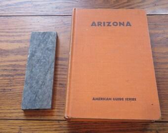Arizona  American Guide Series 1940 third printing.