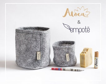 Atoca and Empoté-kit including 5 of our products