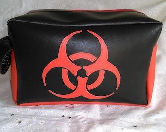 package of toillette / vanity biohazard on order