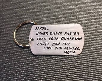 Personalized Key Chain, Personalized Any Way You Want It, Custom