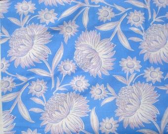 Mod Girls Diane blue Jennifer Paganelli Sis Boom Free Spirit fabrics FQ or more