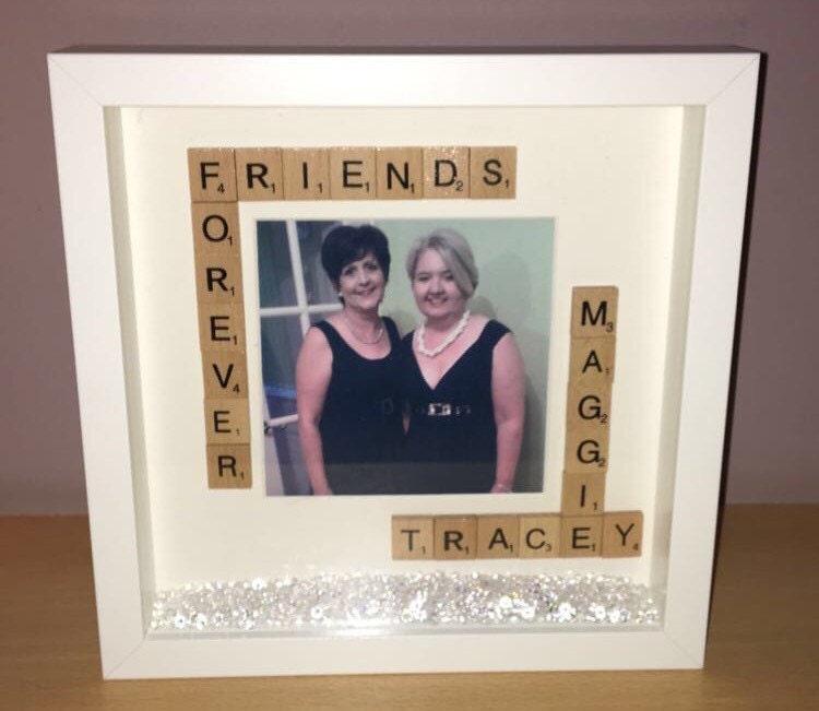 Friend frame, friends forever gift, friend gifts, bestfriend gift ...