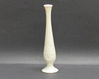 Vintage Lenox 'Florentine' Eggshell China Bud Vase (E9901)