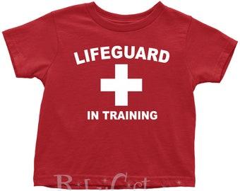 Lifeguard in Training - Toddler T-Shirt