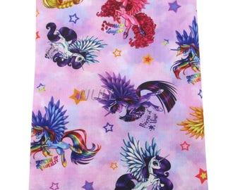 my little pony princess fabric